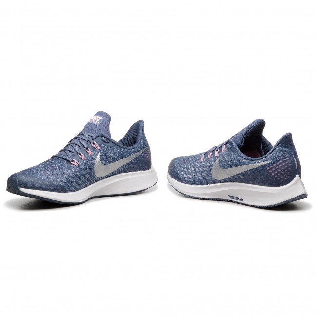 newest e9e52 ca24e Shoes NIKE - Air Zoom Pegasus 35 (GS) AH3481 400 Diffused Blue Metallic