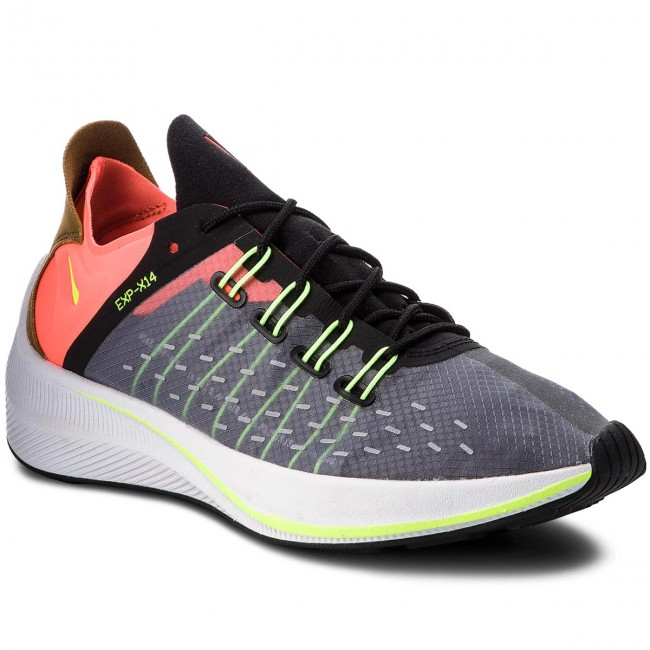 huge discount 058eb 4a37a Shoes NIKE - Exp-X14 AO3170 002 Black Volt Total Crimson