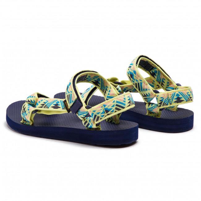 fd09d6a144be Sandals TEVA - Original Universal 1003987 Boomerang Limelight ...