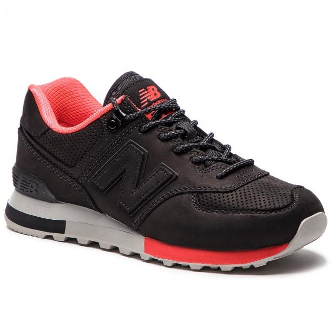 Sneakers NEW BALANCE - ML574ENC Black - Sneakers - Low shoes - Men s ... b073eab578