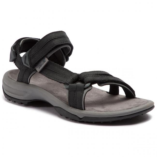 87a00efec757 Sandals TEVA - Terra Fi Lite 1012073 Black - Casual sandals ...