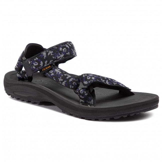 20c13d14c Sandals TEVA - Winsted 1017419 Bramble Black - Sandals - Mules and ...