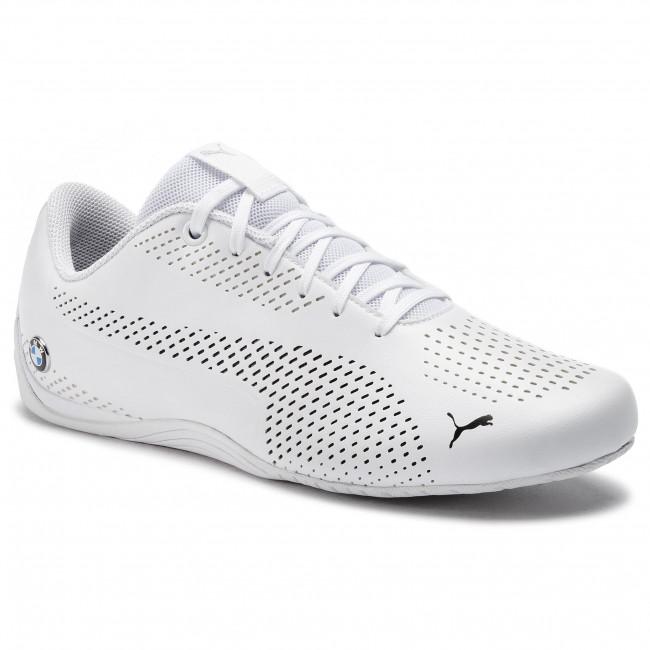 a59856234543f7 Sneakers PUMA - BMW MMS Drift Cat Ultra 5 II 306421 02 Puma White Puma