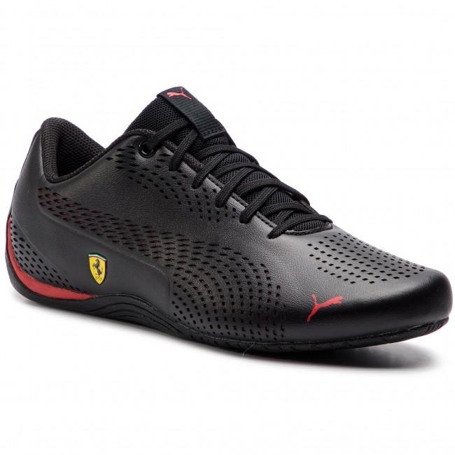 Sneakers PUMA - Sf Drift Cat 5 Ultra II 306422 01 Puma Black Rosso Corsa aa0f372e2