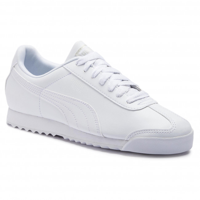 Sneakers PUMA Roma Basic 353572 21 WhiteLight Gray