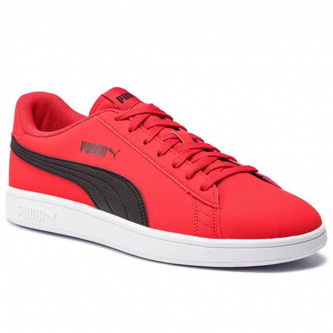 Sneakers PUMA - Smash V2 Buck 365160 13 High Risk Red Black White ... ee2b7cf99