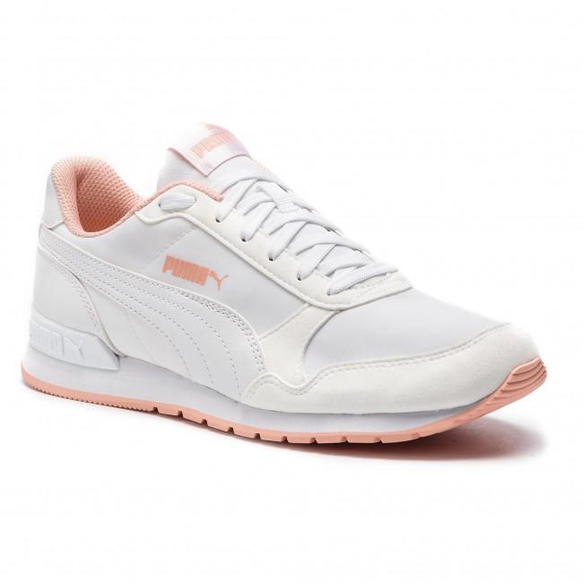7e8fa1ffae59d Sneakers PUMA - St Runner V2 Nl 365278 17 Puma White Peach Bud ...