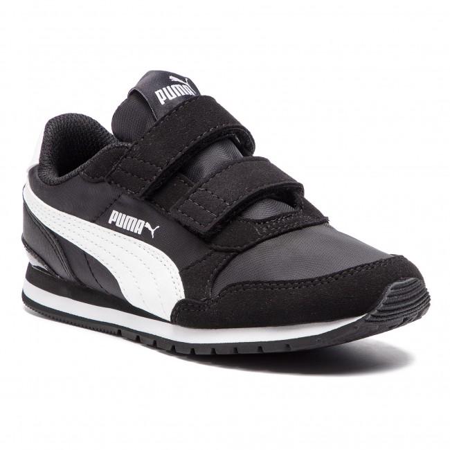 f029ec58641 Sneakers PUMA - St Runner V2 Nl V Ps 365294 01 Puma Black/Puma Black ...