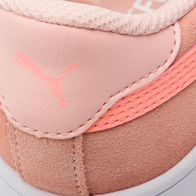 Sneakers PUMA Smash V2 Ribbon Jr 366003 07 Peach BudBright PeachWhite