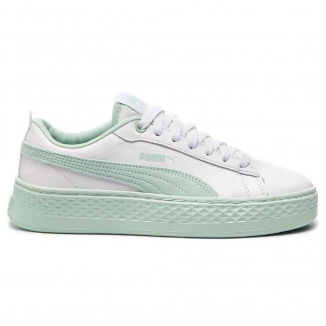 Sneakers PUMA - Smash Platform L 366487 07 Puma White Fair Aqua ... 249e9fdb7
