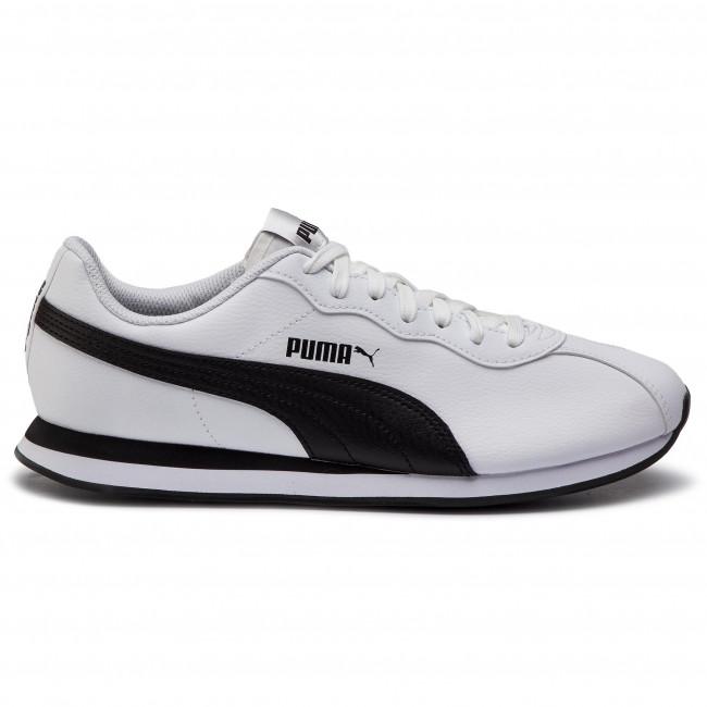 30798bff1a8 Sneakers PUMA - Turin II 366962 04 Puma White/Puma Black - Sneakers ...