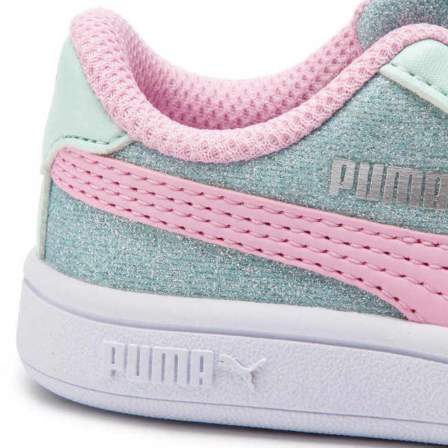 Sneakers PUMA Smash V2 Glitz Glam V Inf 367380 07 F AquaP