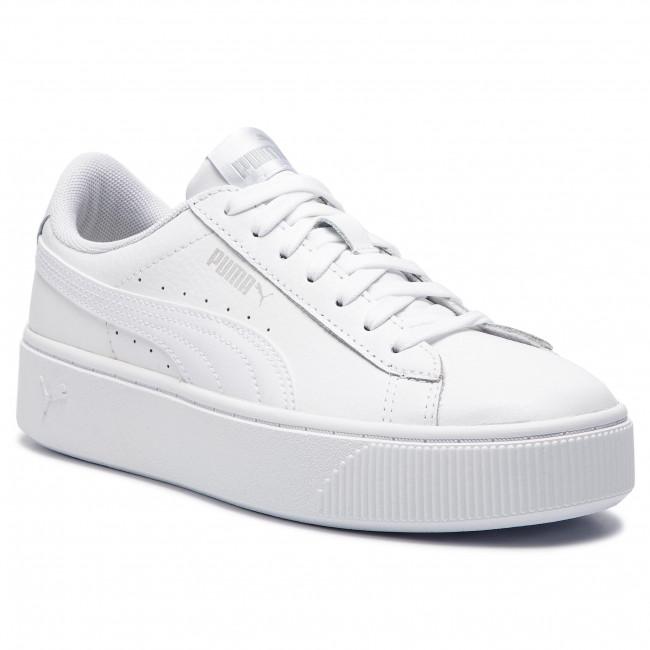 149cd6a86da Sneakers PUMA - Vikky Stacked L 369143 02 Puma White Puma White ...
