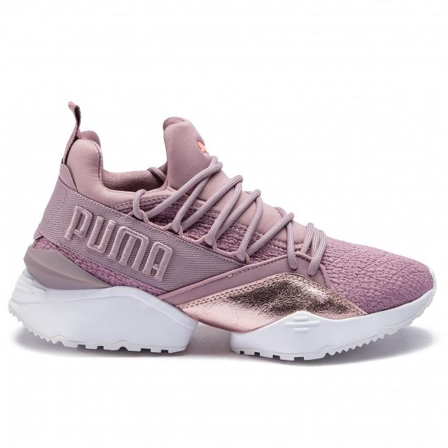 the best attitude f5a99 90700 Sneakers PUMA - Muse Maia Bio Hacking Wn s 369197 02 Elderberry Bright Peach