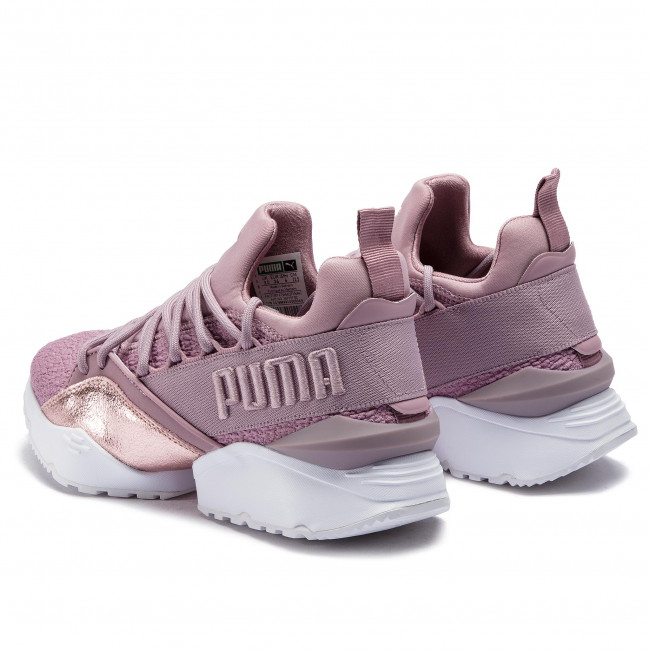 cce86d190ae280 Sneakers PUMA - Muse Maia Bio Hacking Wn s 369197 02 Elderberry Bright Peach