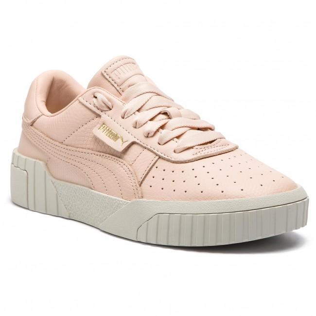 d7ddbe4218fe3 Sneakers PUMA - Cali Emboss Wn's 369734 01 Cream Tan/Cream Tan ...