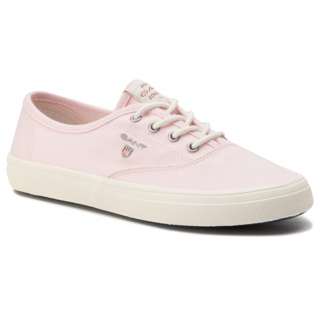 c0b04bf9d0b1 Plimsolls GANT - New Haven 18538396 Blossom Pink G583 - Sneakers ...