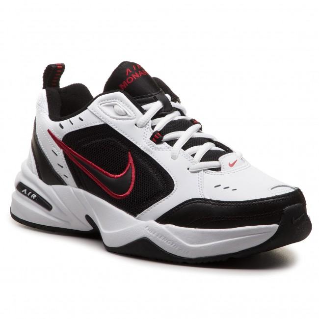 sale retailer 24de2 6235b Shoes NIKE. Air Monarch Iv 415445 101 White Black