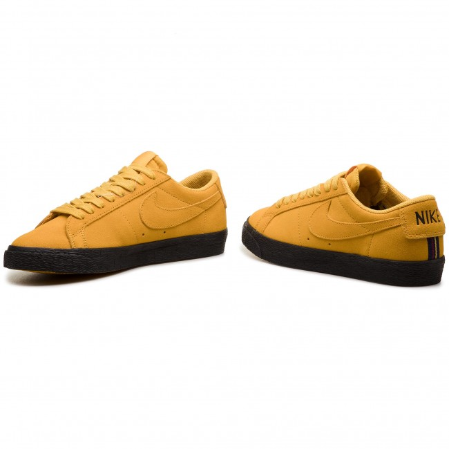 d40d7032f71b Shoes NIKE - Sb Zoom Blazer Low 864347 701 Yellow Ochre Yellow Ochre ...