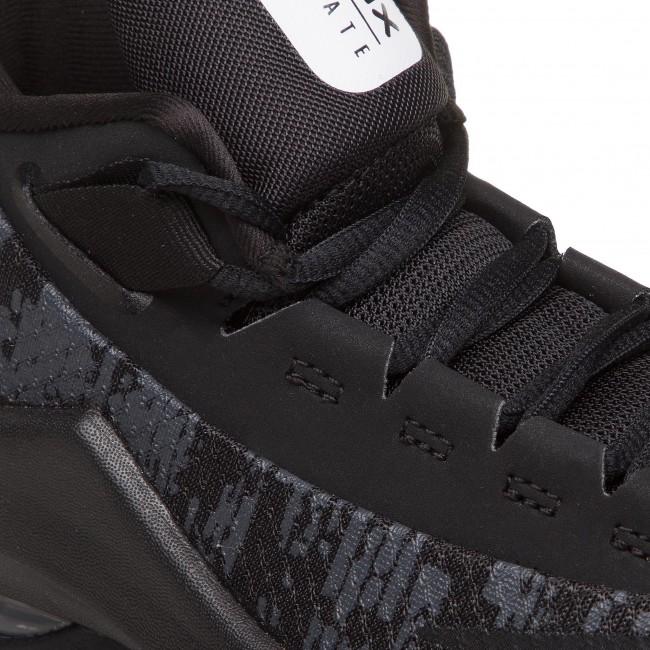 c0fa5a0cff7cb1 Shoes NIKE - Air Max Infuriate II Gs AH3426 002 Black Black Anthracite