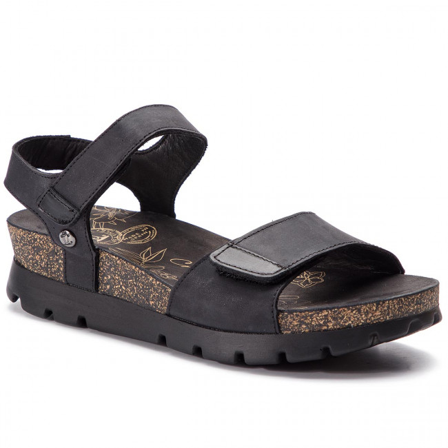 e1054589e1ec79 Sandals PANAMA JACK - Scarlett Basics B2 Napa Grass Negro Black ...