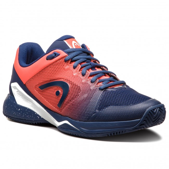 ddac7e628 Shoes HEAD - Revolt Pro 2.5 Clay 273018 Blue Flame Orange 065 ...