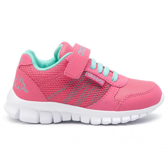 4e1f576a13c Sneakers KAPPA - Stay K 260527K Pink/Mint 2237 - Velcro - Low shoes ...