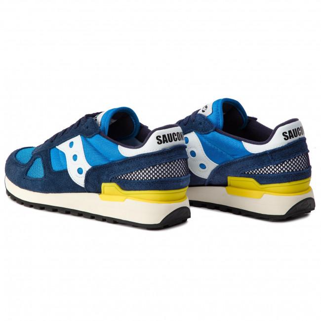 on sale 16432 486c5 Sneakers SAUCONY - Shadow Original Vintage S70424-7 Nvy Blu Yel