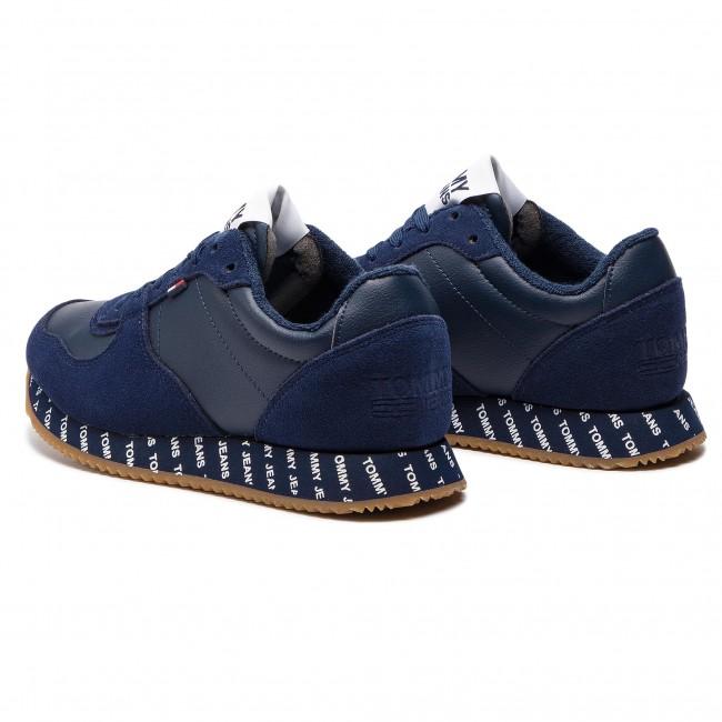 Sneakers 431 Casual Iris Black EN0EN00394 TOMMY JEANS Sneaker rPwOrqA
