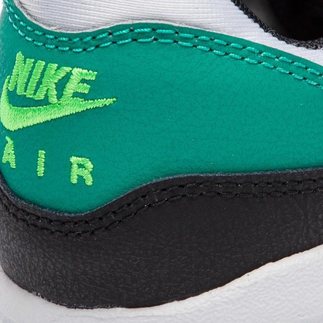 cheaper b32a0 ed3f3 Shoes NIKE - Air Max 1 (GS) 807602 111 White Green Strike