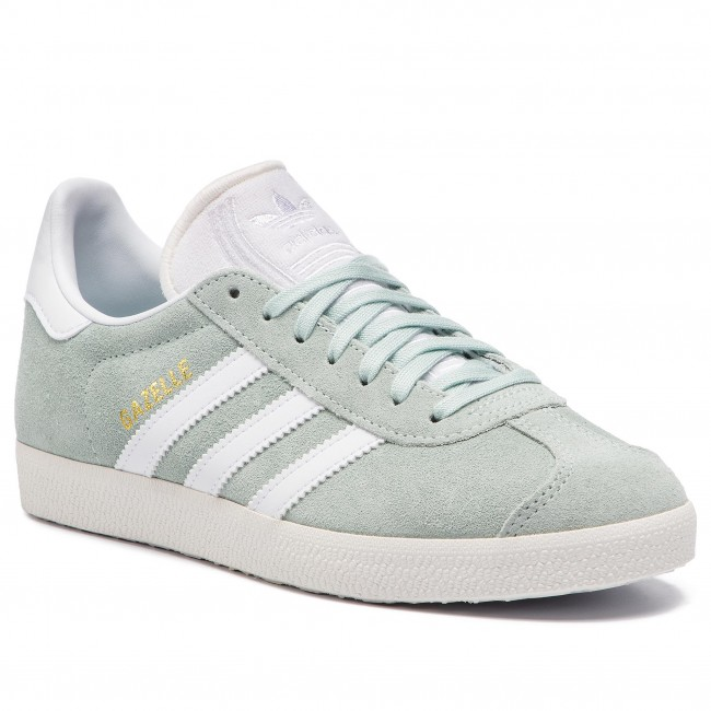 44d4386b57b1 Shoes adidas - Gazelle DB3295 Vapgrn Ftwwht Crywht - Sneakers - Low ...