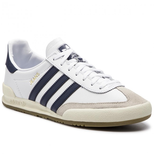 2a6d1a3fc8 Shoes adidas - Jeans BD7683 Ftwwht/Conavy/Cbrown - Sneakers - Low ...