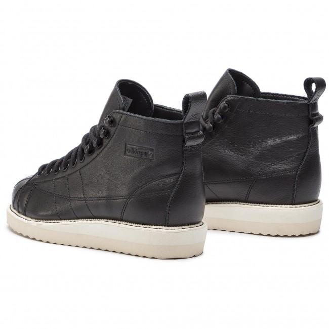 best service 54ff4 daaa0 Shoes adidas - Superstar Boot W AQ1213 Cblack Cblack Owhite