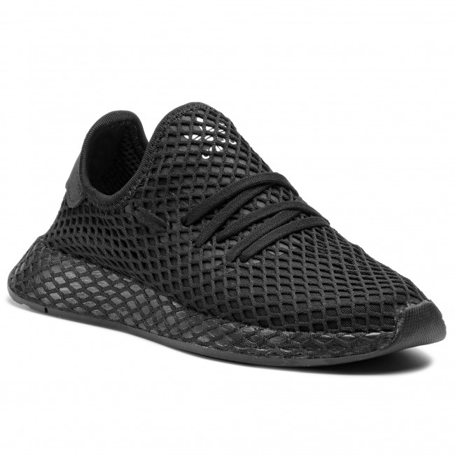 huge selection of 95e9e c1136 Shoes adidas - Deerupt Runner J B41877 CblackCblackFtwwht