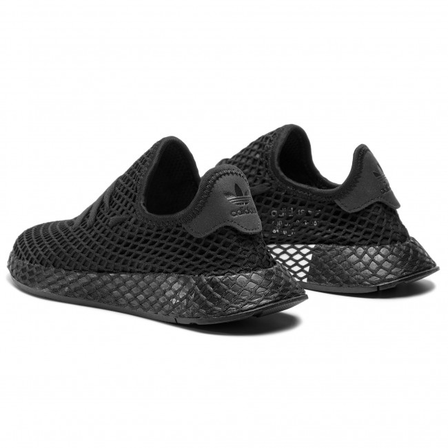 142eaa1ce1a56 Shoes adidas - Deerupt Runner J B41877 Cblack Cblack Ftwwht ...