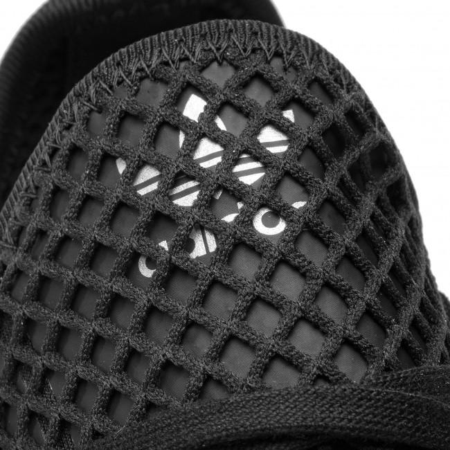 wholesale dealer 1055f 955fa Shoes adidas - Deerupt Runner J B41877 CblackCblackFtwwht - Sneakers -  Low shoes - Womens shoes - www.efootwear.eu