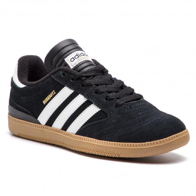 5c7c63a452 Shoes adidas - Busenitz J B72774 Cblack/Ftwwht/Goldmt - Sneakers ...