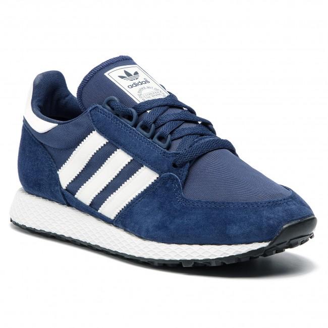 114f16b138f31 Shoes adidas - Forest Grove CG5675 Conavy Clowhi Cblack - Sneakers ...