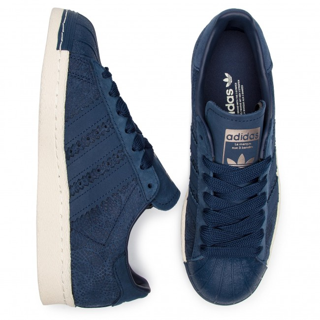 1acca5e4723 Shoes adidas - Superstar 80s W CG5932 Conavy Conavy Owhite - Sneakers - Low  shoes - Women s shoes - www.efootwear.eu