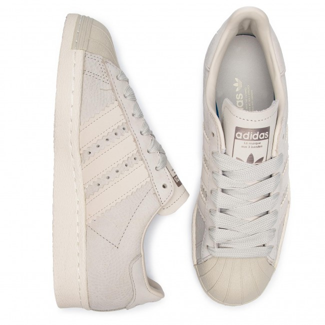 c3a298ce69c Shoes adidas - Superstar 80s W CG5938 Cbrown Cbrown Owhite - Sneakers - Low  shoes - Women s shoes - www.efootwear.eu