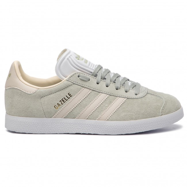f14c67f95539 Shoes adidas - Gazelle W CG6065 Ashsil Cbrown Ecrtin - Sneakers ...