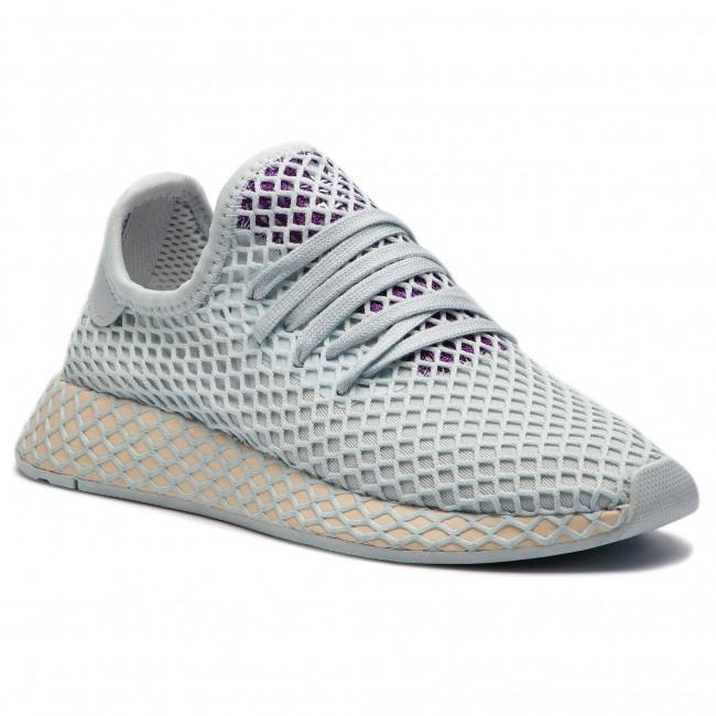 innovative design 83e05 9c9bb Shoes adidas - Deerupt Runner W CG6083 Blutin EcrtinActpur