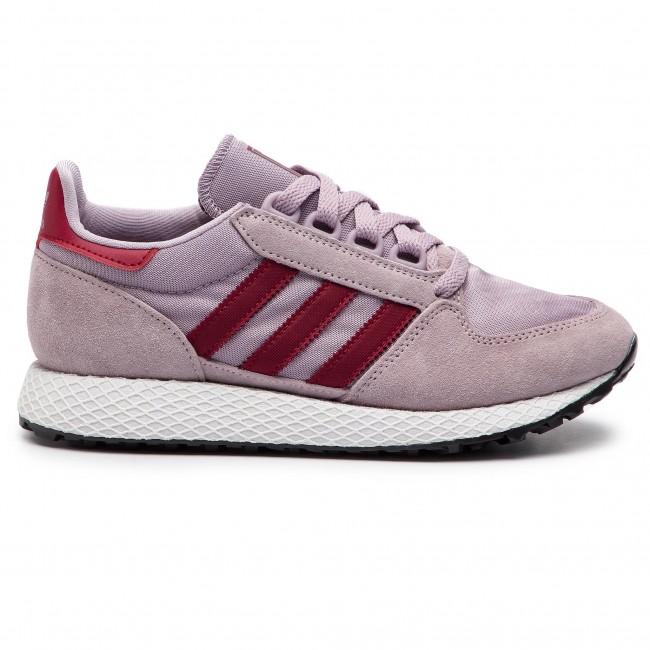 b04dc9e22 Shoes adidas - Forest Grove W CG6111 Sofvis/Cburgu/Cwhite - Sneakers ...