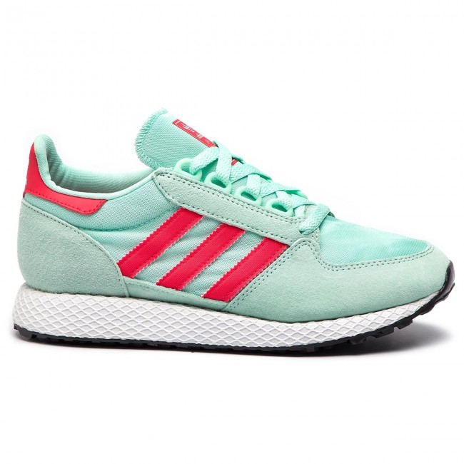 7ed20e434 Shoes adidas - Forest Grove W CG6124 Clemin/Actpnk/Cwhite - Sneakers ...