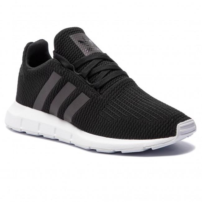 7560f55c9 Shoes adidas - Swift Run J CG6909 Cblack/Whiteb/Ftwwht - Sneakers ...