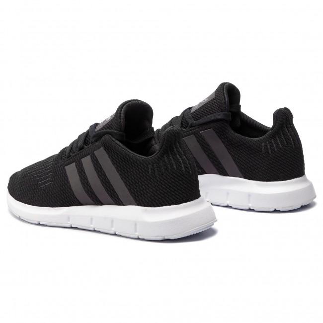 ecbb25bf56039 Shoes adidas - Swift Run J CG6909 Cblack Whiteb Ftwwht - Sneakers ...