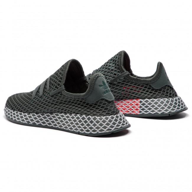97a83194022 ... cheap for discount 44c5b ccbb7 Shoes adidas - Deerupt Runner J CM8659  LegivyGretwoCblack