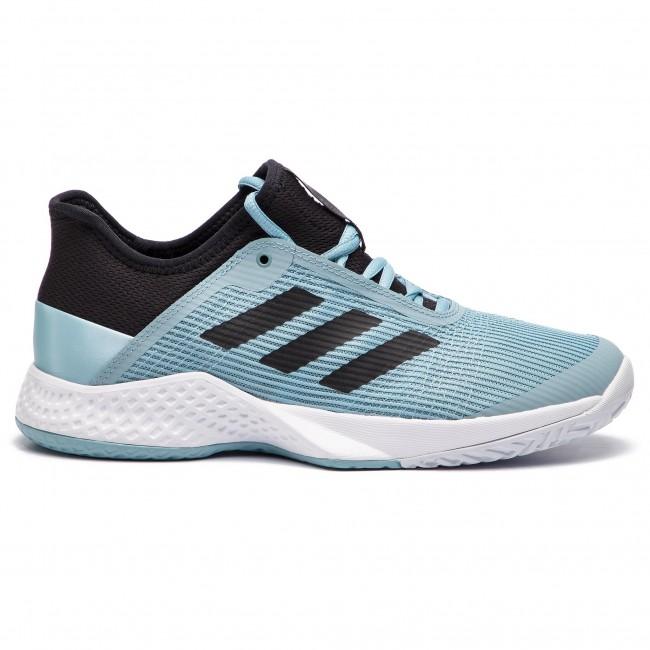 788c03975f2 Shoes adidas - adizero Club CG6343 Cblack Cblack Ashgre - Tennis ...