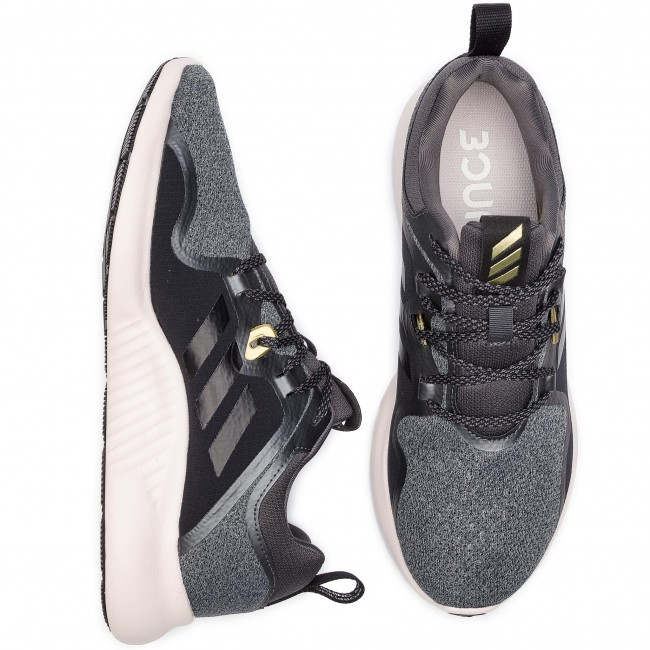 reputable site f6e15 a9b93 Shoes adidas - Edgebounce W BC1050 CblackCblackOrctin - Indoor - Running  shoes - Sports shoes - Womens shoes - www.efootwear.eu