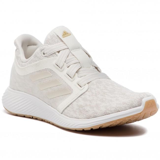 0031f86692b0 Shoes adidas - Edge Lux 3 W D97112 Rawwht Clowhi Goldmt - Indoor ...